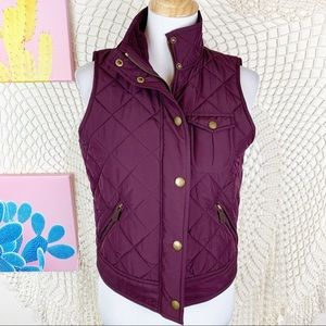 Lauren Ralph Lauren quilted sleeveless vest MP